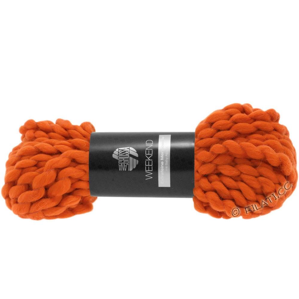 WEEKEND - von Lana Grossa | 06-Orange