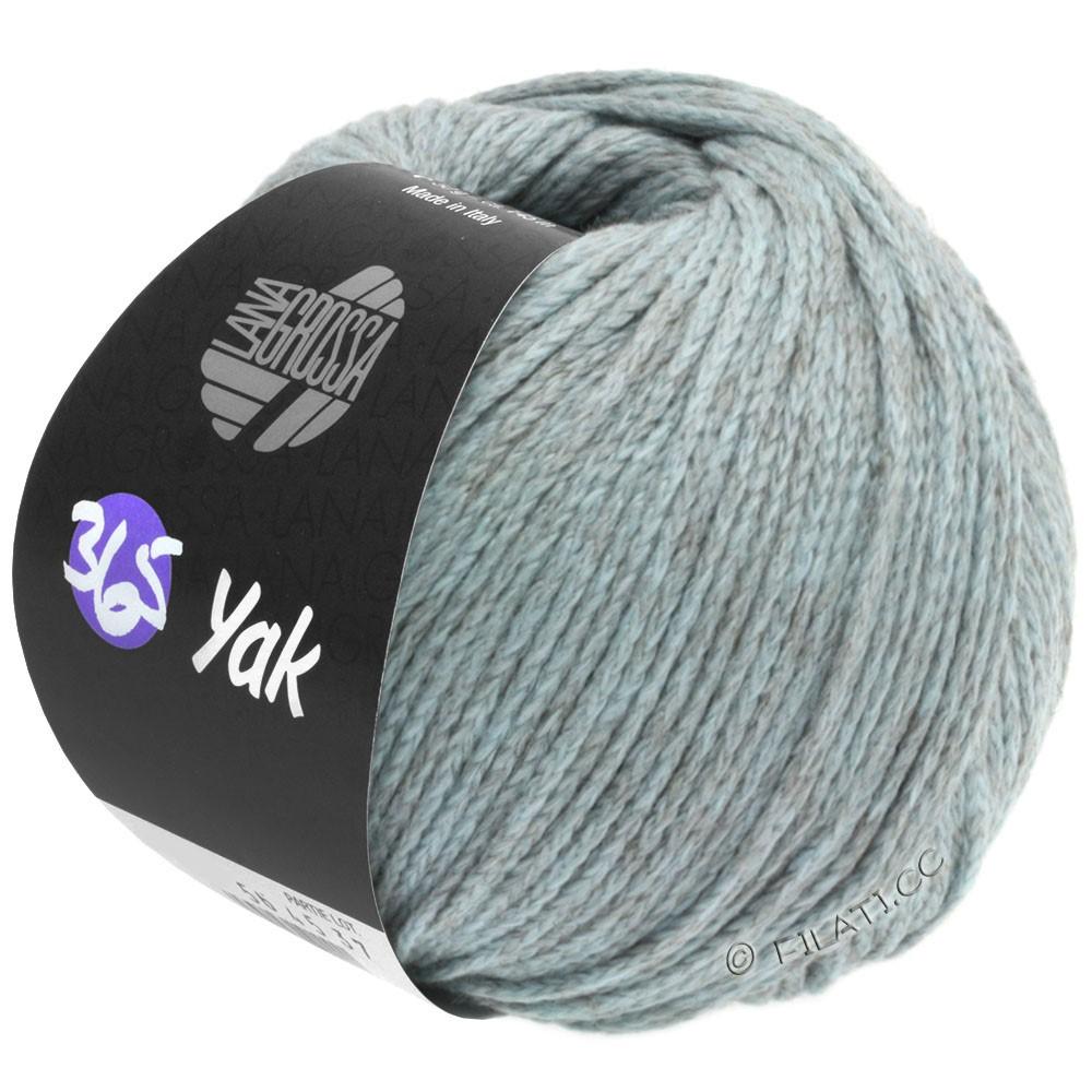 365 YAK - von Lana Grossa | 08-Hellblau/Grau