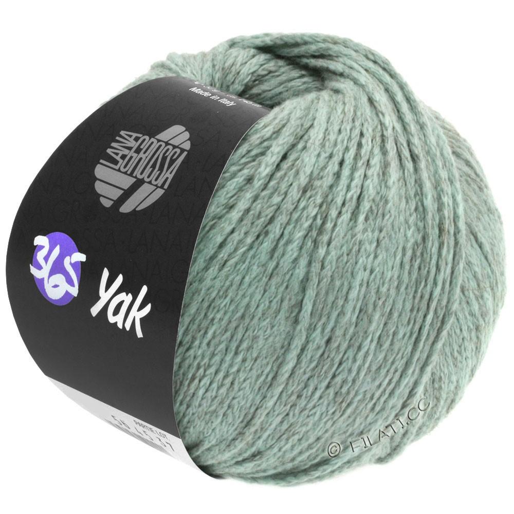 365 YAK - von Lana Grossa | 09-Mint/Grau