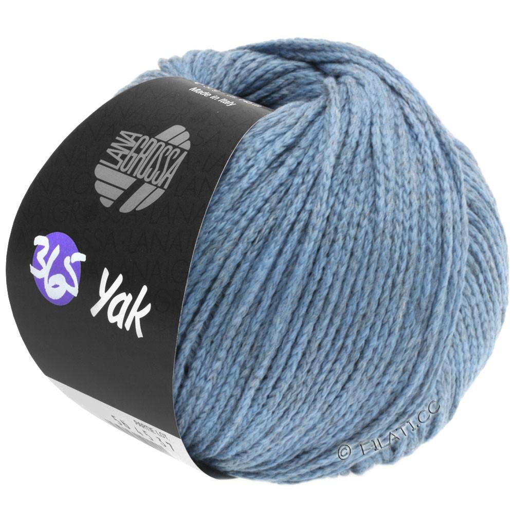 365 YAK - von Lana Grossa | 10-Jeans/Grau