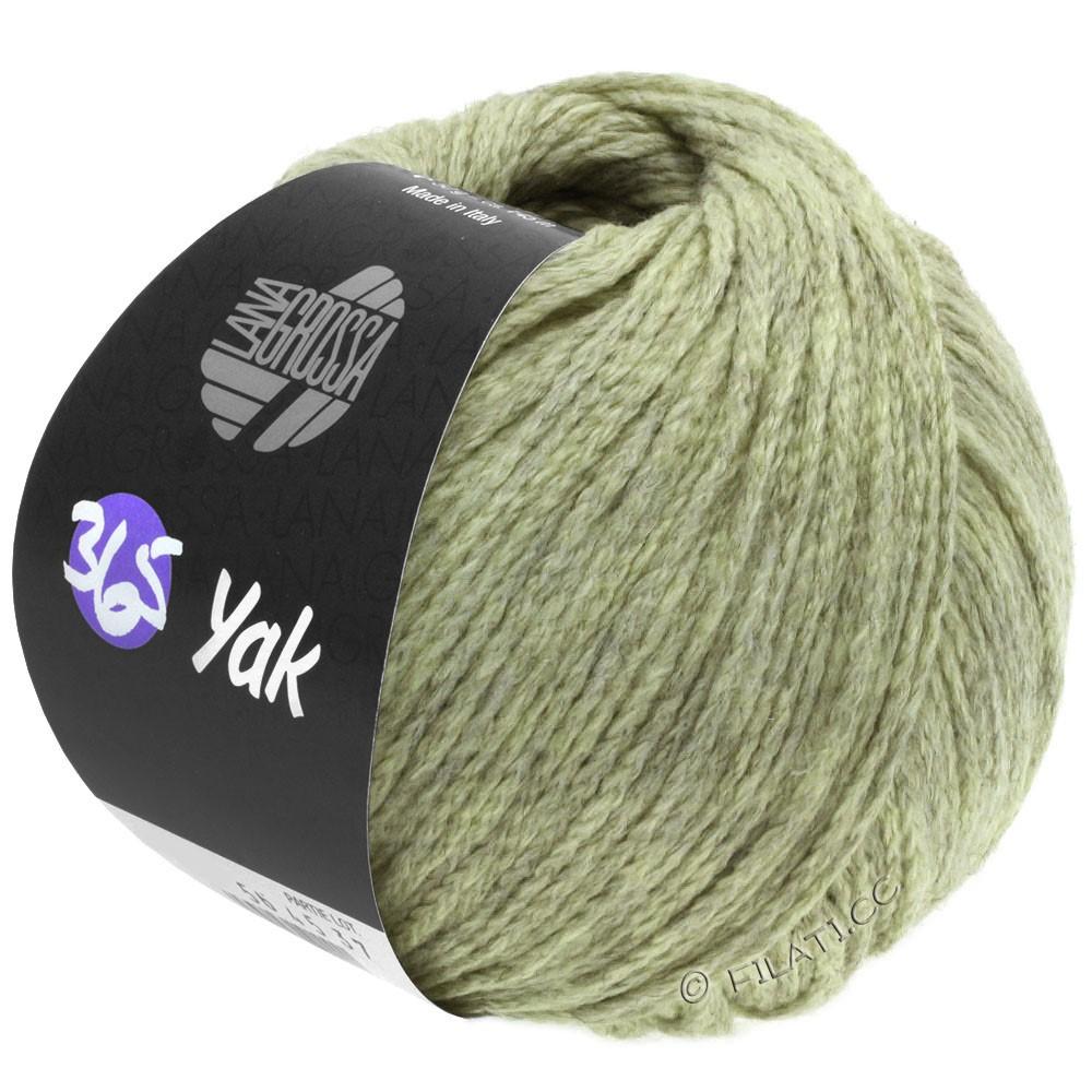 365 YAK - von Lana Grossa | 19-Zartgrün/Grau