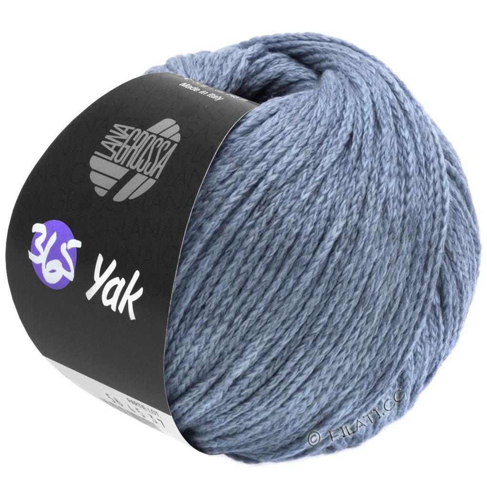 365 YAK - von Lana Grossa | 22-Taubenblau/Grau
