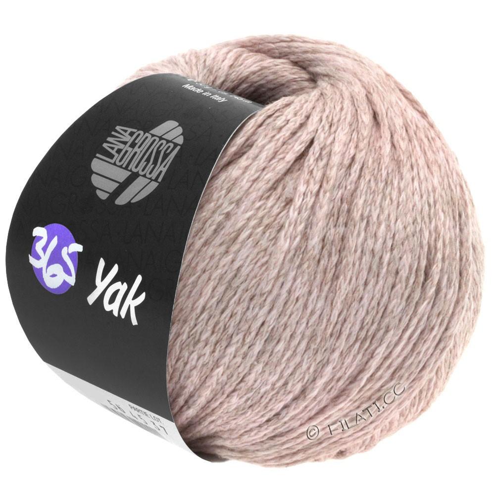 365 YAK - von Lana Grossa | 26-Pastellrosa