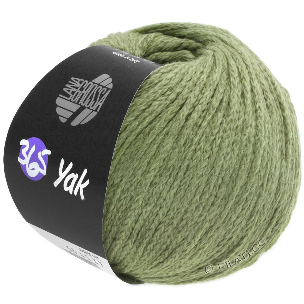 365 YAK - von Lana Grossa | 32-Khakigrün