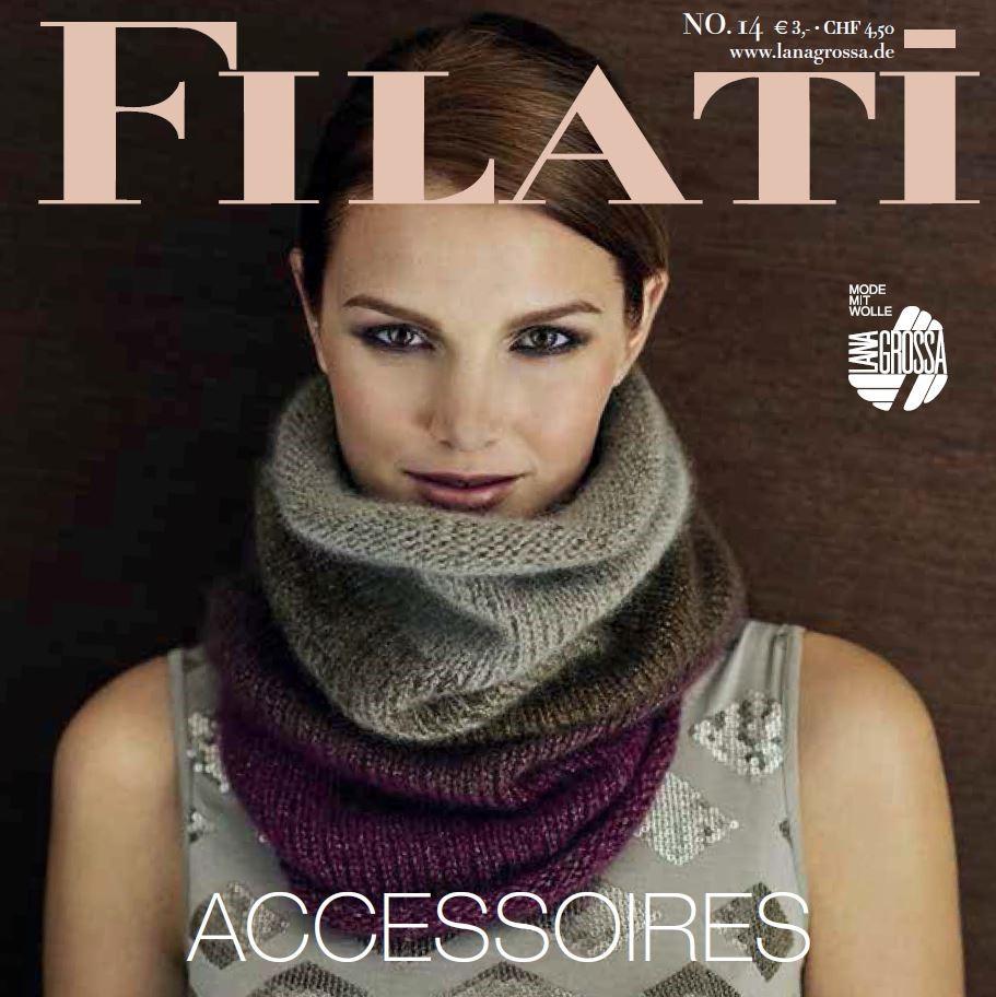 FILATI Accessoires No. 14 von Lana Grossa