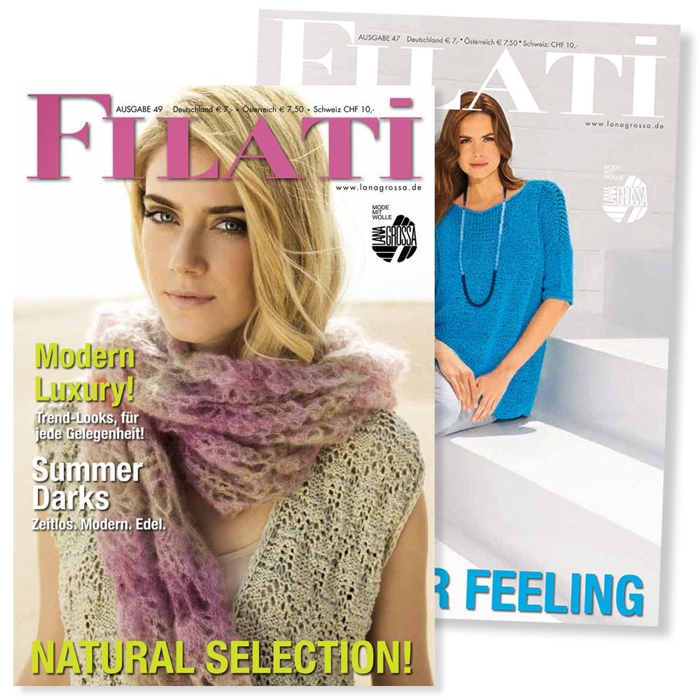 FILATI No. 47+49 von Lana Grossa