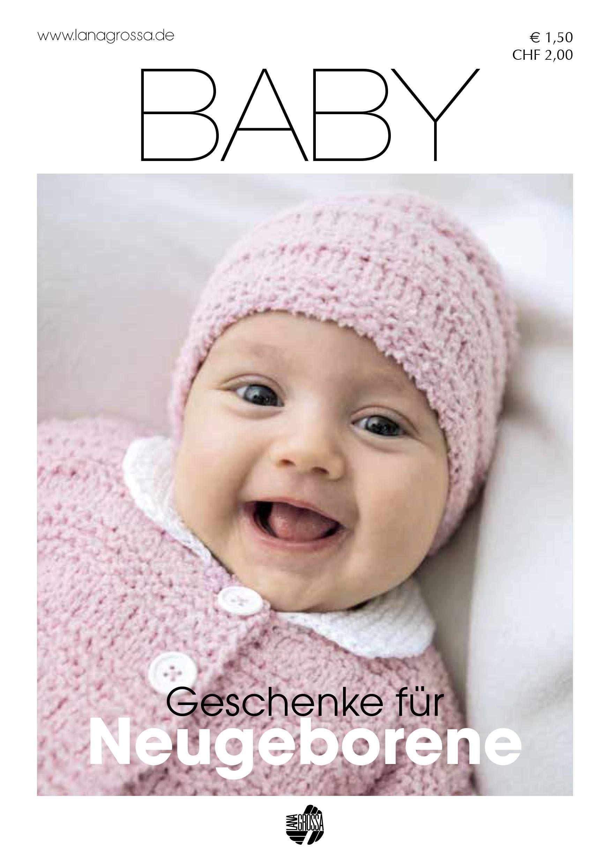 BABY Booklet 2017 von Lana Grossa