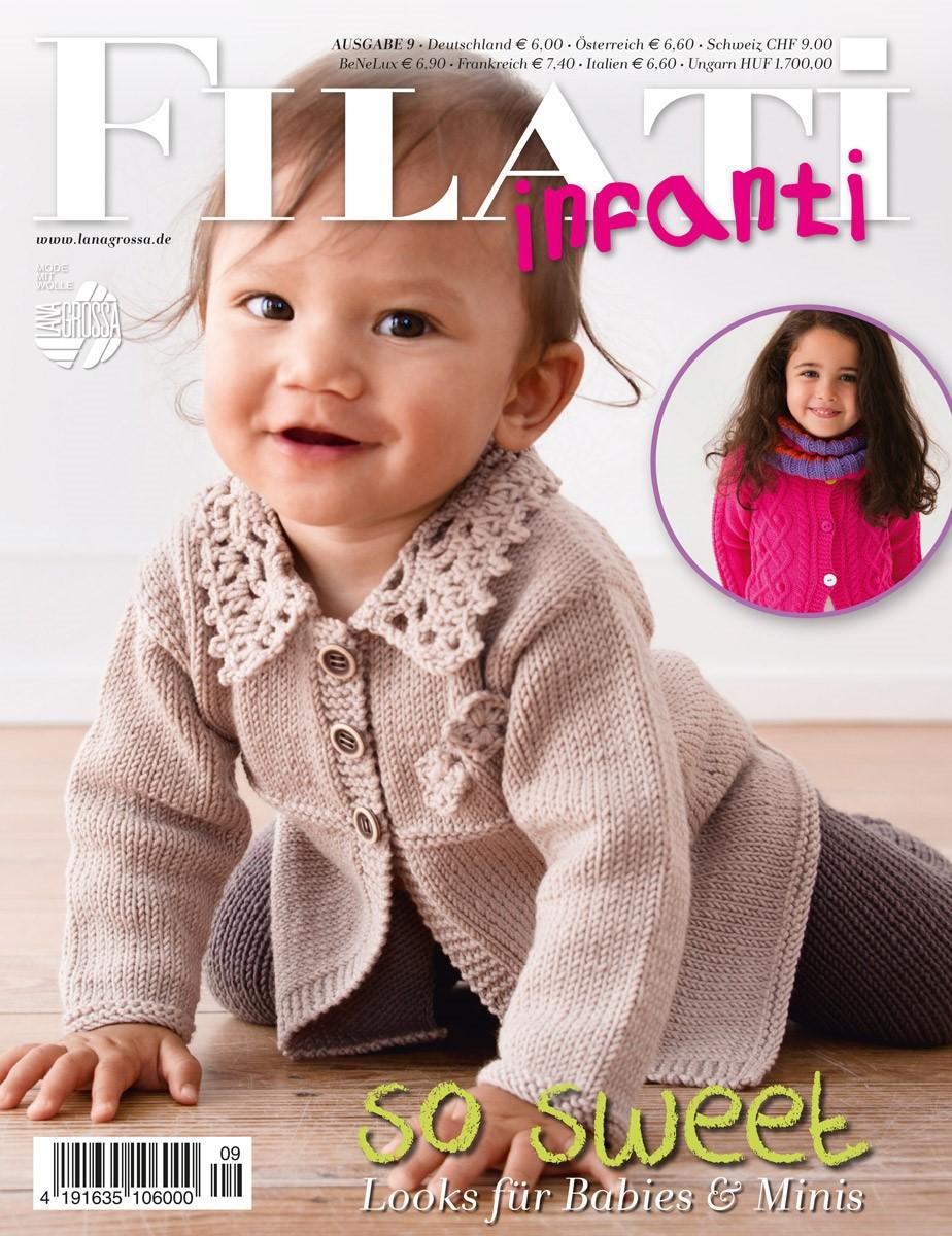 FILATI INFANTI No. 9 von Lana Grossa
