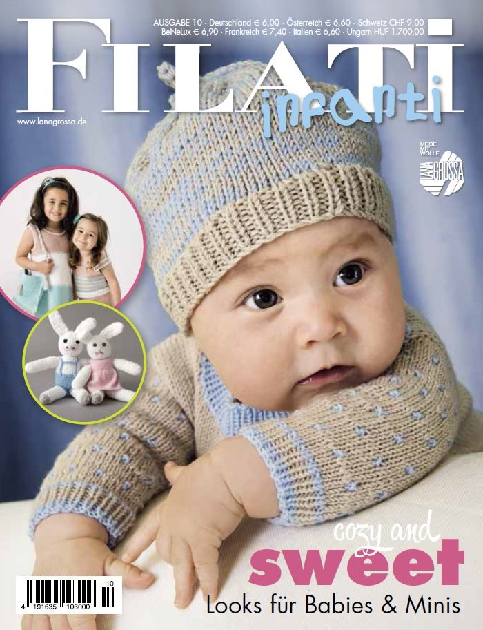 FILATI INFANTI No. 10 von Lana Grossa