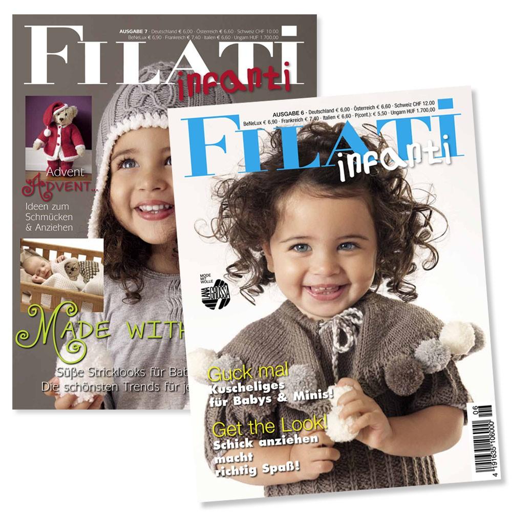 FILATI INFANTI No. 6+7 von Lana Grossa