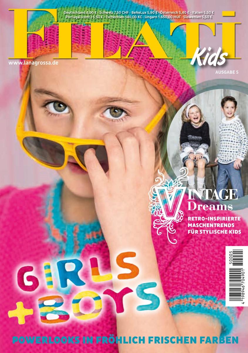 FILATI Kids No. 5 von Lana Grossa