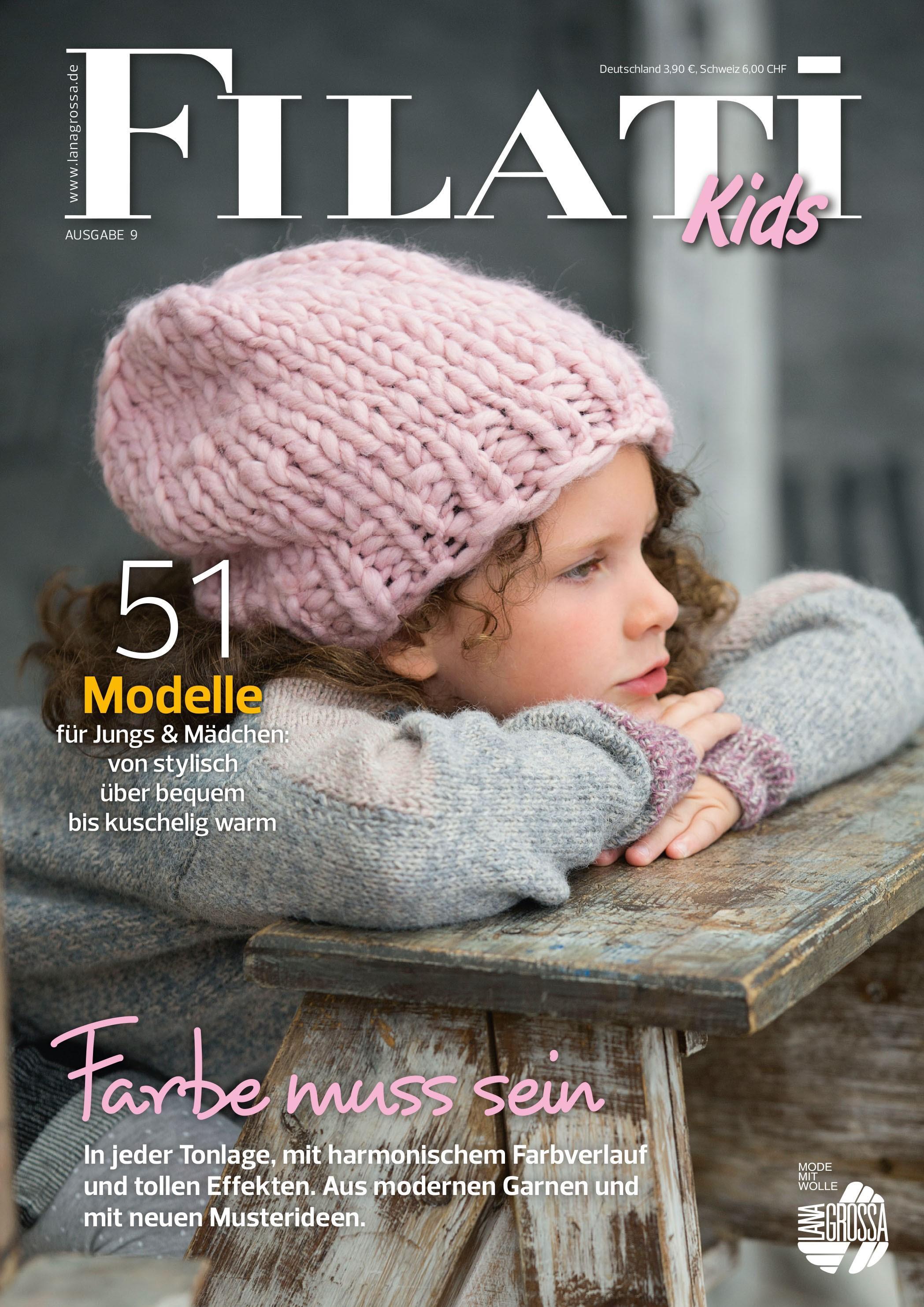 FILATI Kids No. 9 von Lana Grossa