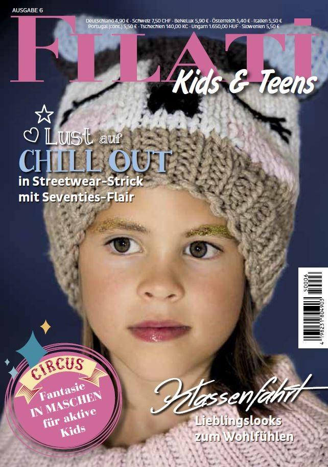 FILATI Kids & Teens No. 6 von Lana Grossa