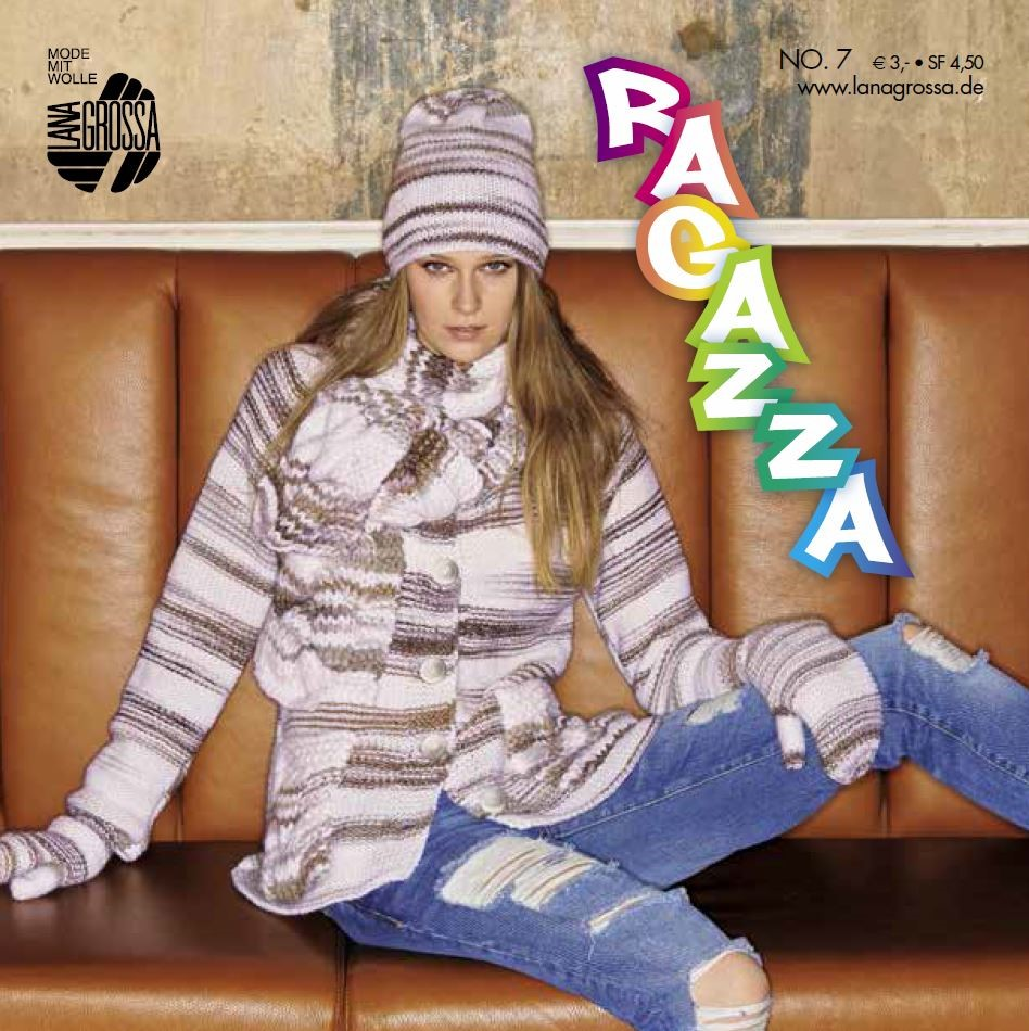 RAGAZZA No. 7 von Lana Grossa