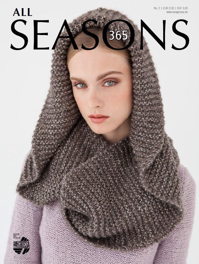 ALL SEASONS 365 No. 2 von Lana Grossa