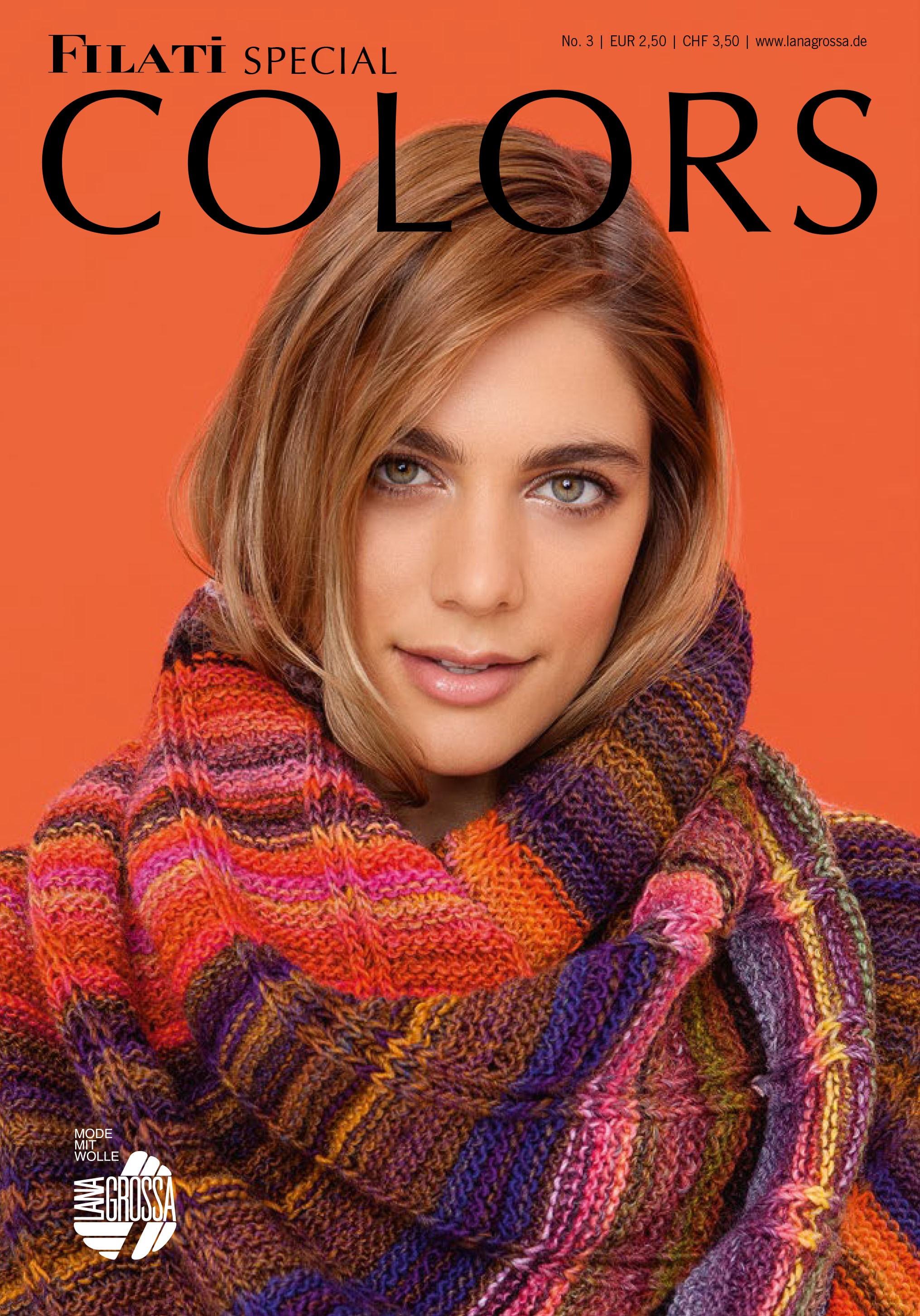COLORS No. 3 von Lana Grossa
