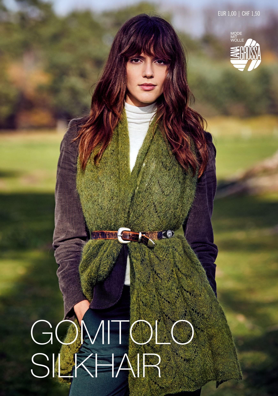 GOMITOLO SILKHAIR Flyer von Lana Grossa
