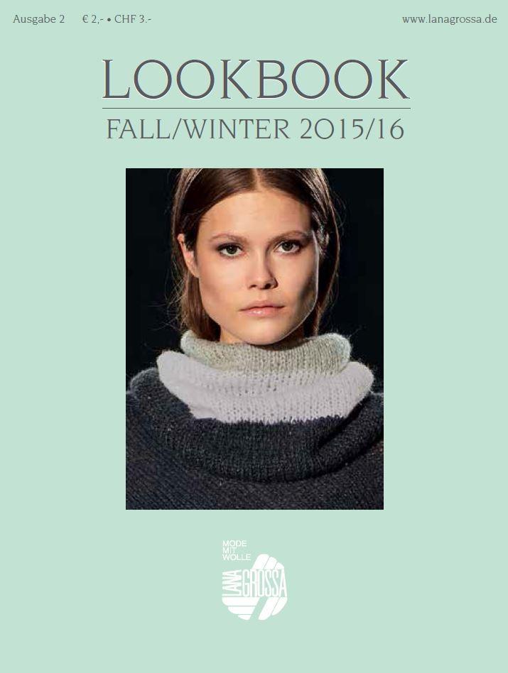 LOOKBOOK No. 2 - Fall/Winter 2015/16 von Lana Grossa