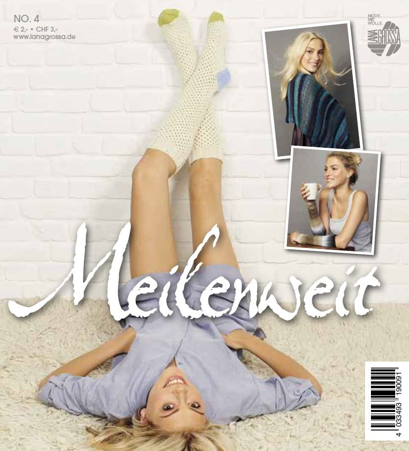 MEILENWEIT No. 4 von Lana Grossa