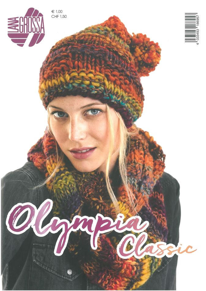 OLYMPIA Folder-CLASSIC No. 2 von Lana Grossa