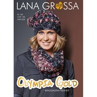 OLYMPIA Folder-GOLD von Lana Grossa