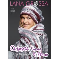 OLYMPIA Folder-SNOW & PIANO von Lana Grossa