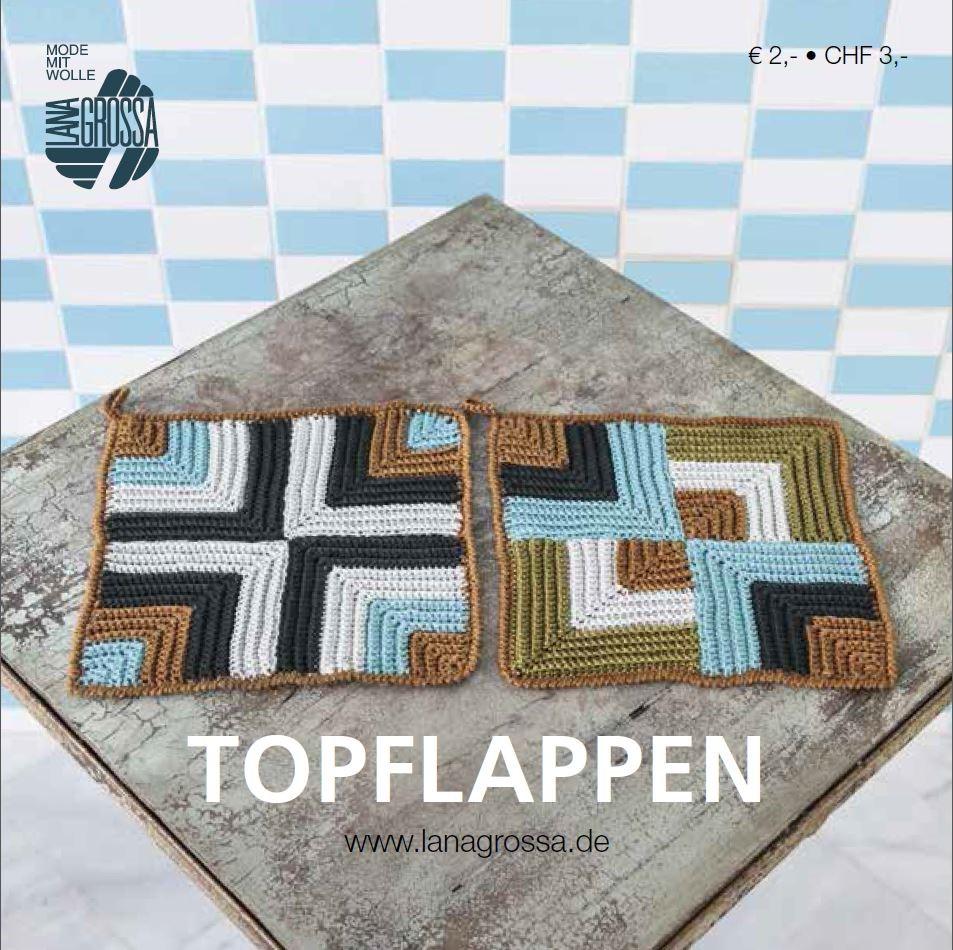 TOPFLAPPEN (Booklet)  von Lana Grossa