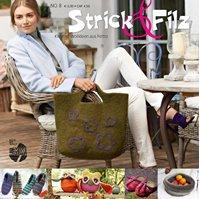 STRICK & FILZ No. 8 von Lana Grossa