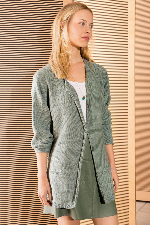JACKE Cool Wool Melange von Lana Grossa