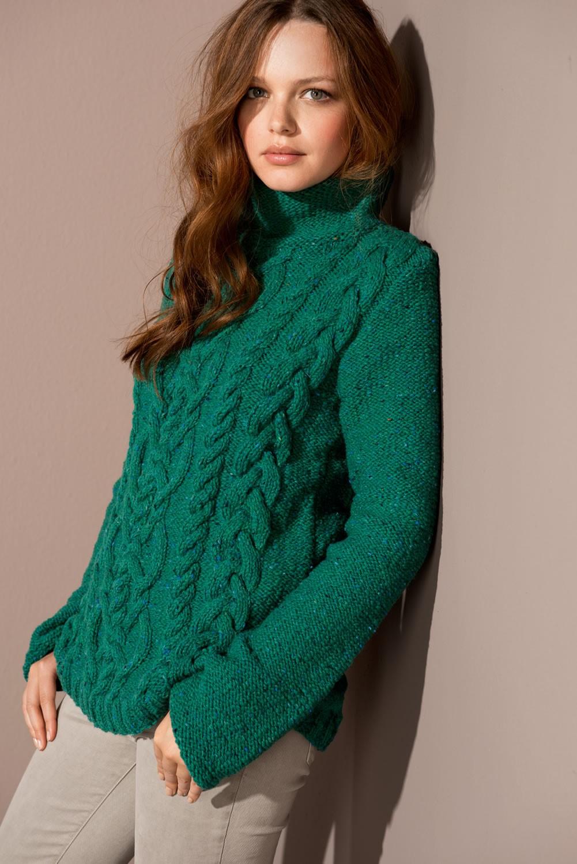 PULLI Royal Tweed von Lana Grossa