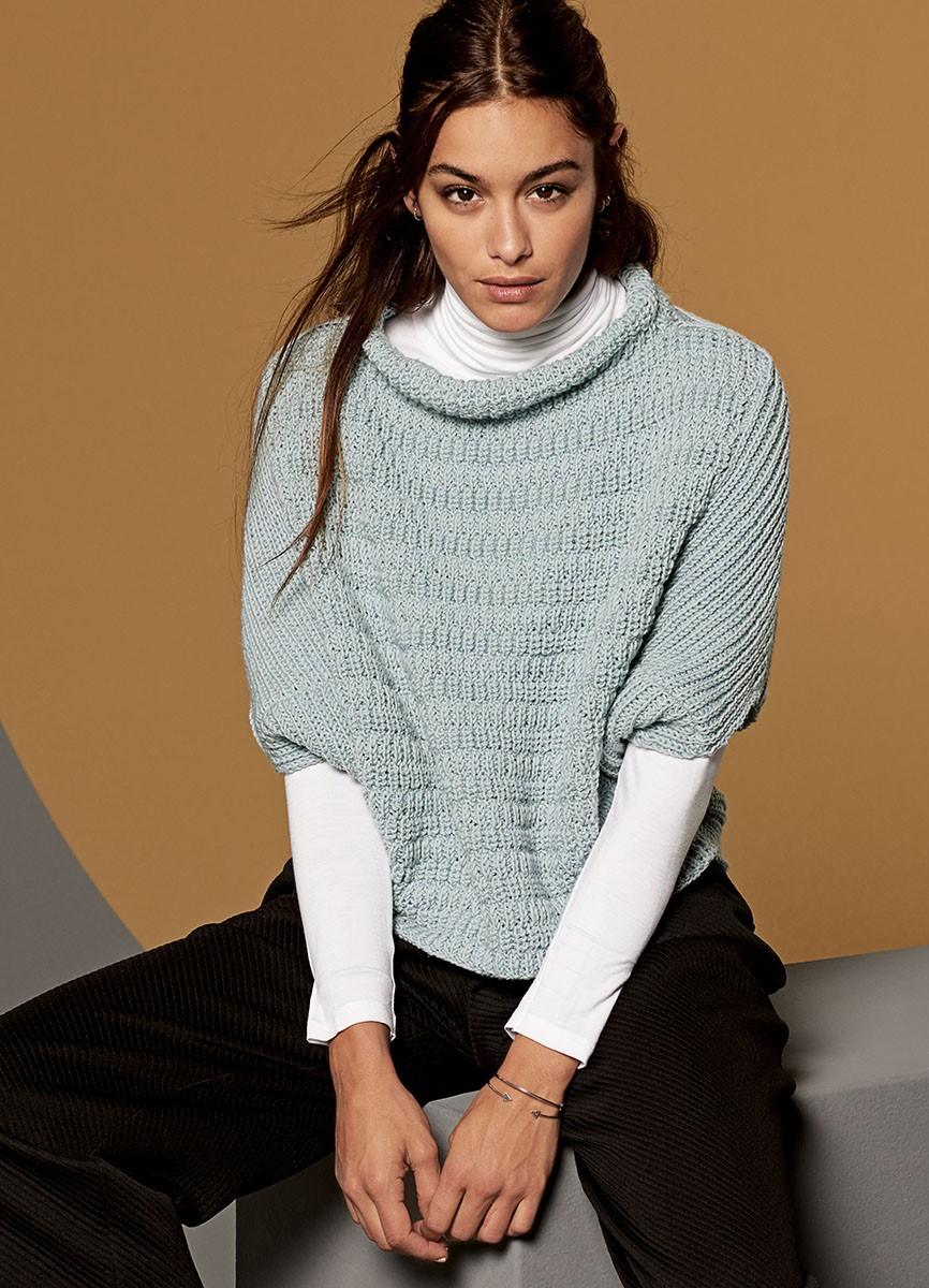 PULLUNDER Cool Wool Big von Lana Grossa