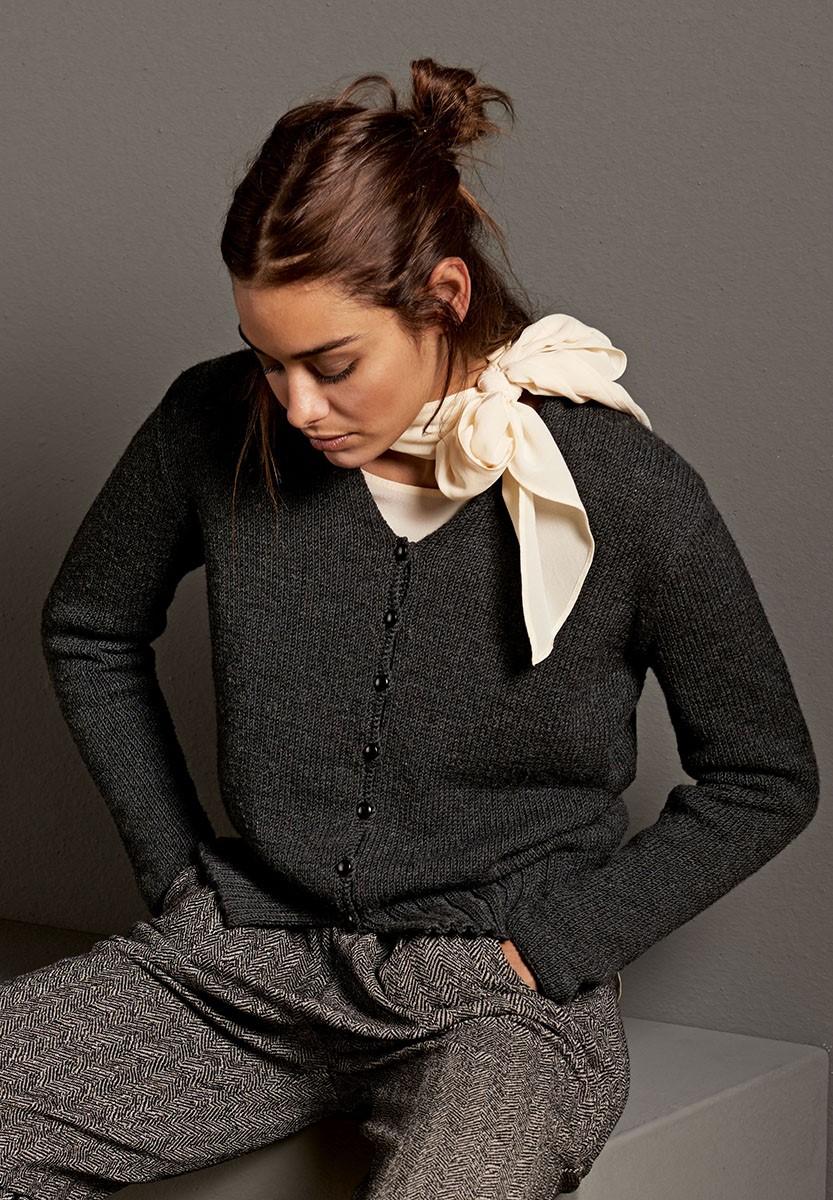 JACKE Cool Wool von Lana Grossa