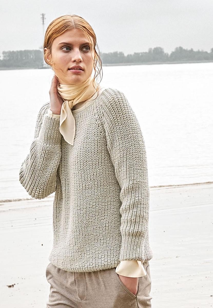 PULLI Cool Wool Cashmere von Lana Grossa
