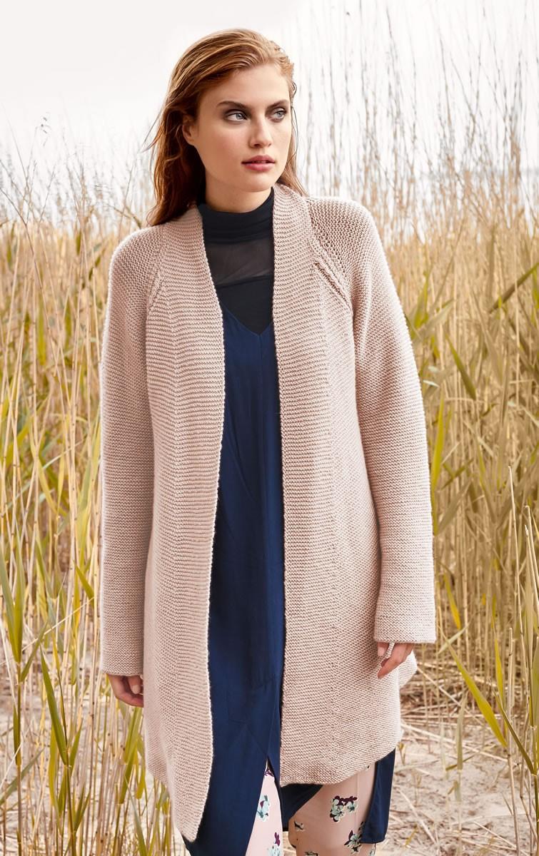 JACKE Cool Wool Cashmere von Lana Grossa