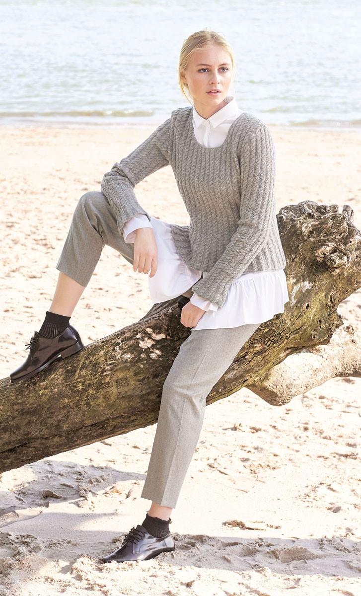 PULLOVER Cashmere 16 Fine von Lana Grossa