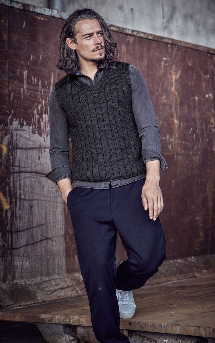 PULLUNDER Cool Wool Big von Lana Grossa