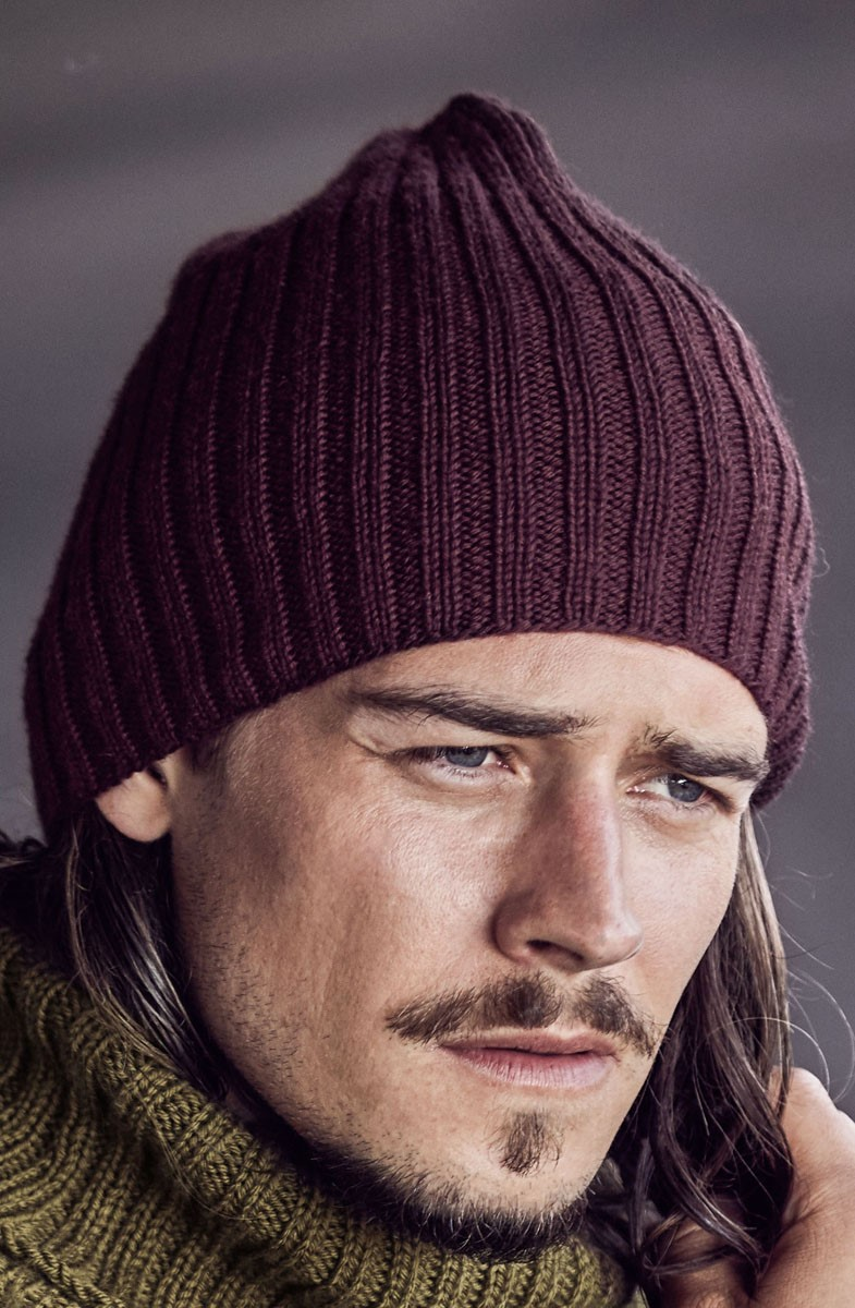 MÜTZE Cool Wool Cashmere von Lana Grossa