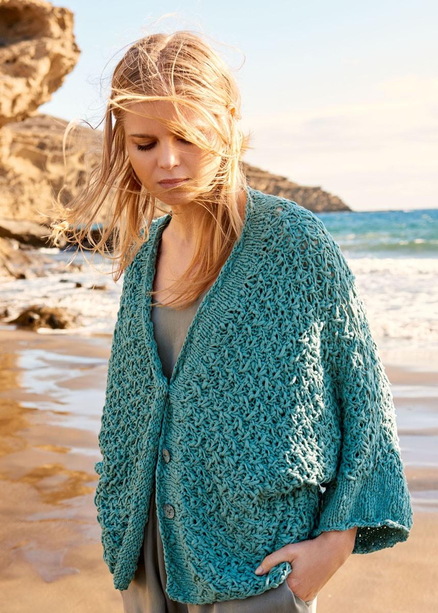 JACKE Cotton Style von Lana Grossa