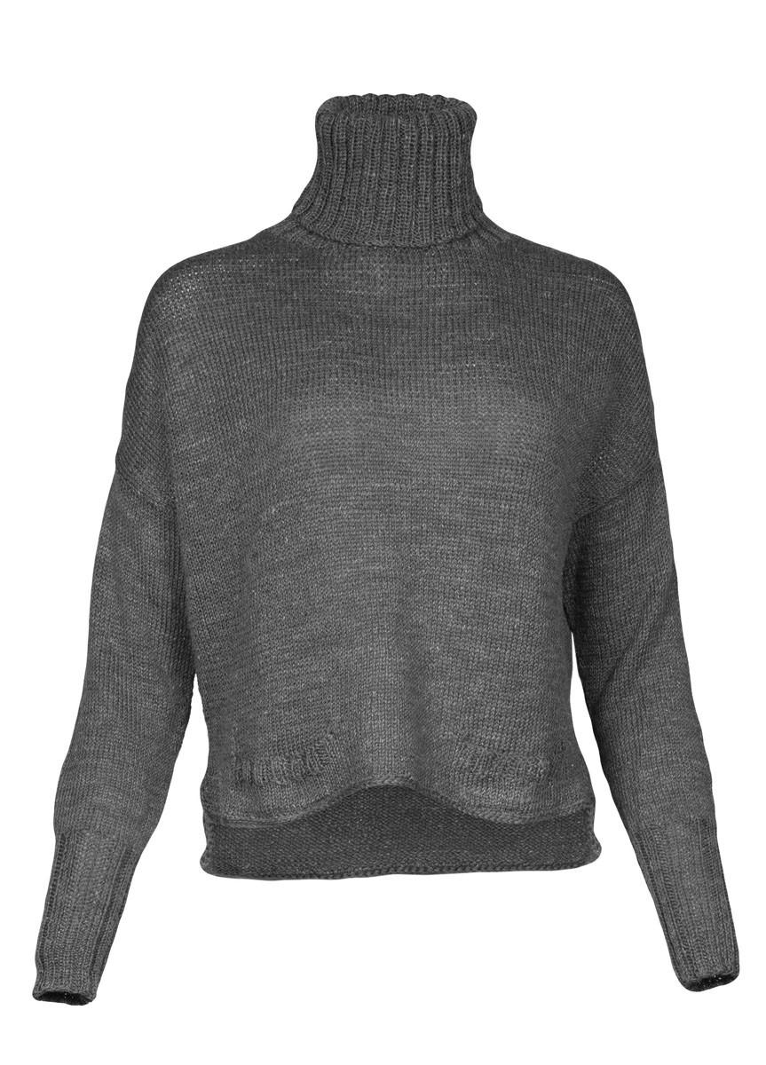 PULLOVER Slow Wool Lino von Lana Grossa
