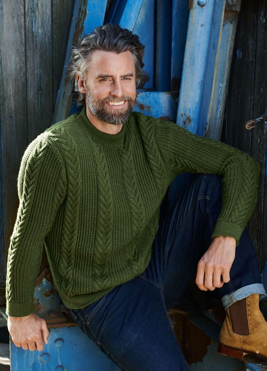 PULLOVER Cool Wool von Lana Grossa