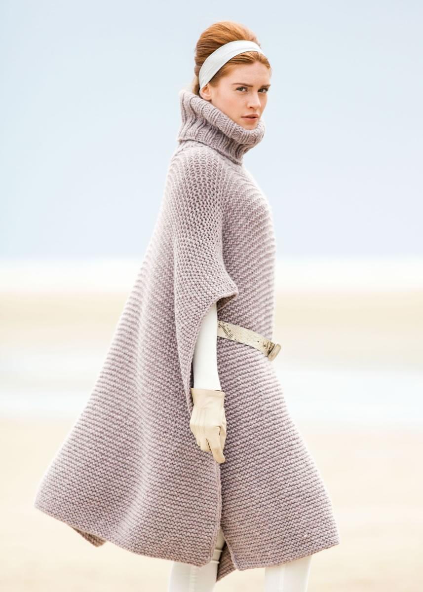 PONCHO Alta Moda Superbaby von Lana Grossa