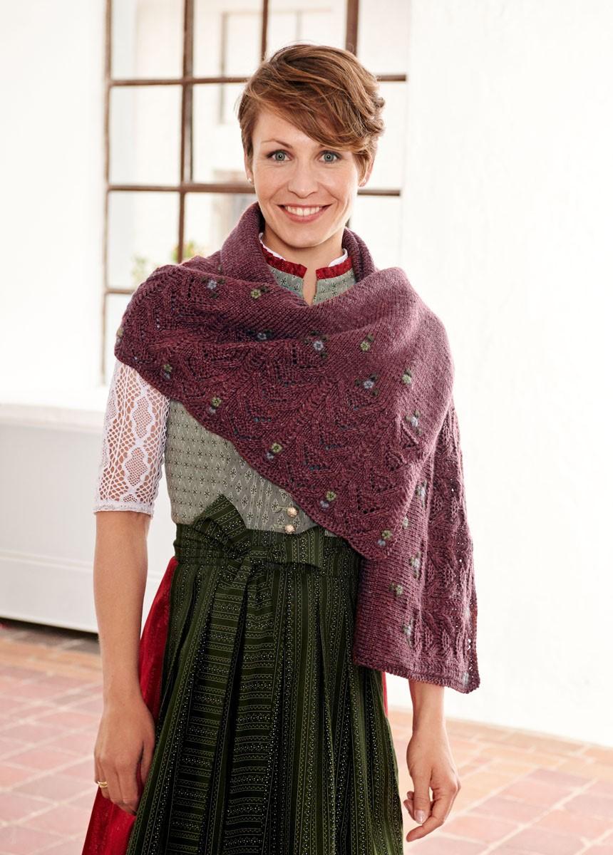 PONCHOTUCH Slow Wool Lino/Silkhair von Lana Grossa