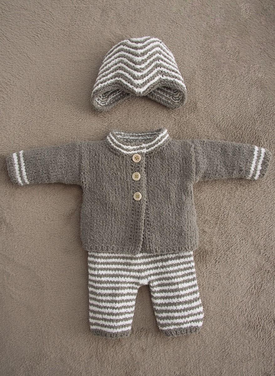 JACKE Baby Soft von Lana Grossa