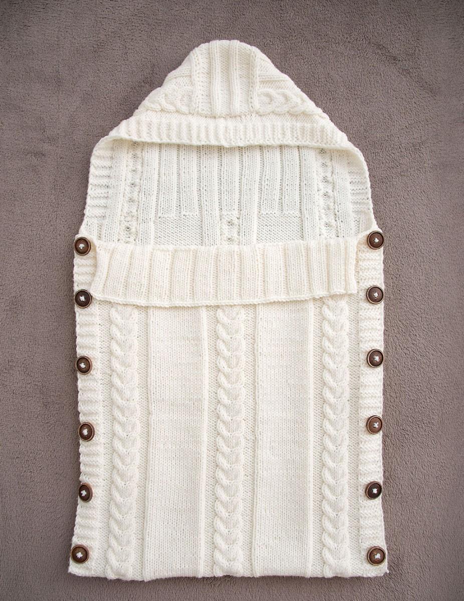 SCHLAFSACK Cool Wool Big von Lana Grossa
