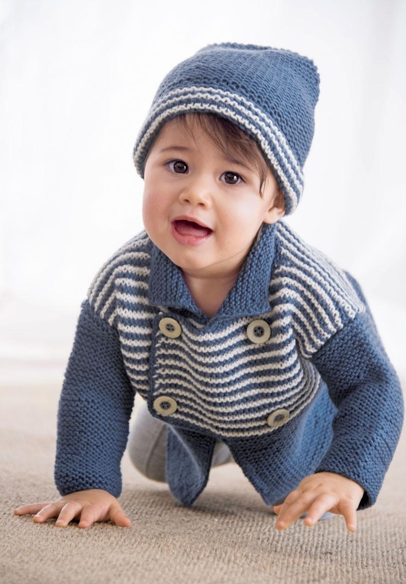 JACKE Cool Wool Big von Lana Grossa