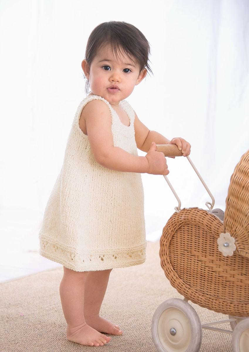 KLEID Baby Soft von Lana Grossa