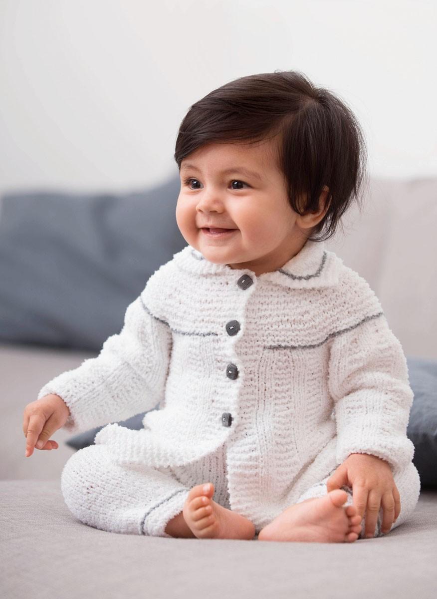 MANTEL Baby Soft von Lana Grossa