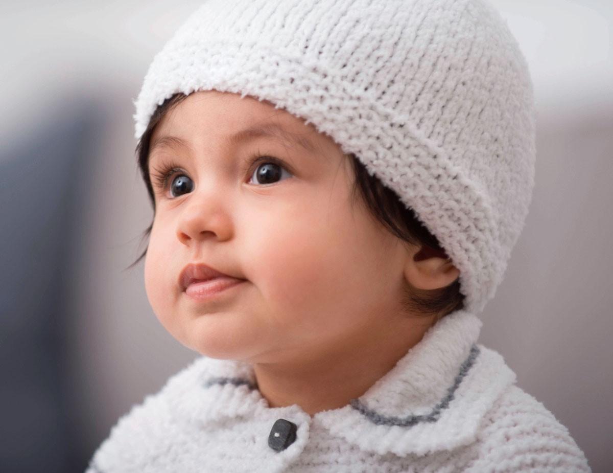 MÜTZE Baby Soft von Lana Grossa