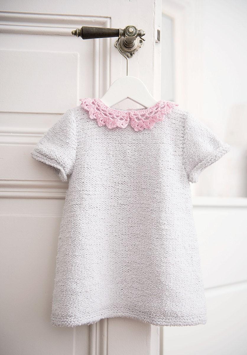 KLEID Baby Soft/Cool Wool Baby von Lana Grossa