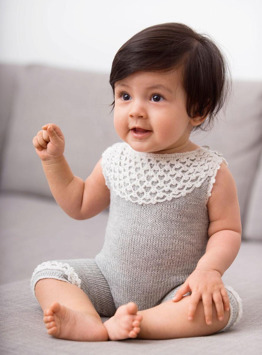 OVERALL Cool Wool Baby von Lana Grossa